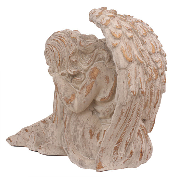 Gabriel Angel Sitting - decorstore