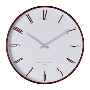 Archie 53Cm Silent Wall Clock - decorstore