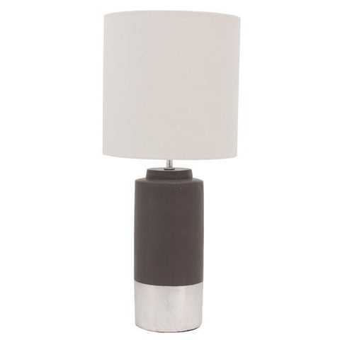 Zane Concrete Table Lamp - decorstore