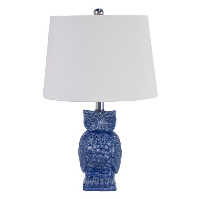 Owl Bedside Lamp - decorstore