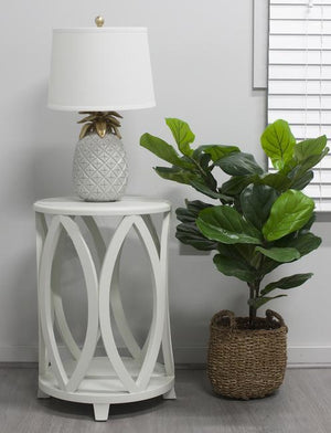 Pineapple Table Lamp - decorstore