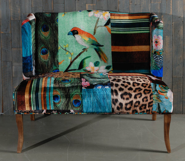 Designer Bird Love Seat - decorstore