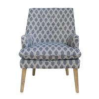 Santa Fe Patterned Arm Chair - decorstore