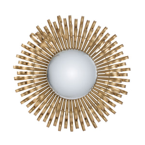 Metallic Lash Wall Mirror - decorstore