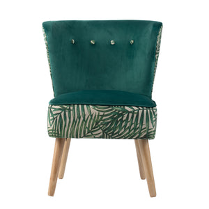 Jungle Fever Armless Chair - decorstore