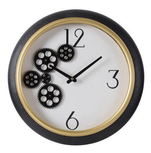 Thirds Wall Clock - decorstore