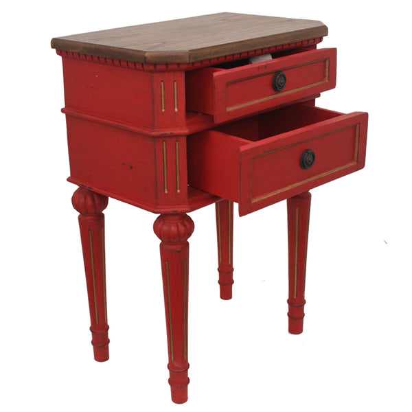 Moulin Side Table/Bedside - decorstore