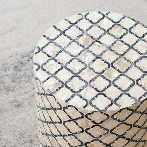 Seychelles Shell Stool/Table - decorstore