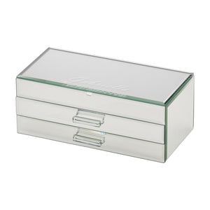 Cynthia Mirror Large Jewellery Box - decorstore