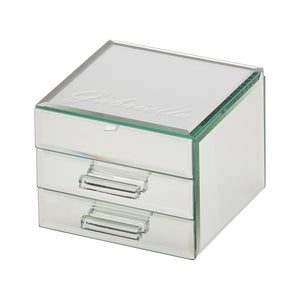 Cynthia Mirror Small Jewellery Box - decorstore
