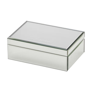 Layla Mirror Large Jewellery Box - decorstore