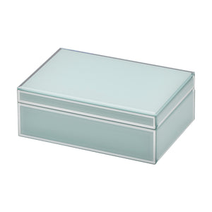 Ayla Mint Large Jewellery Box - decorstore