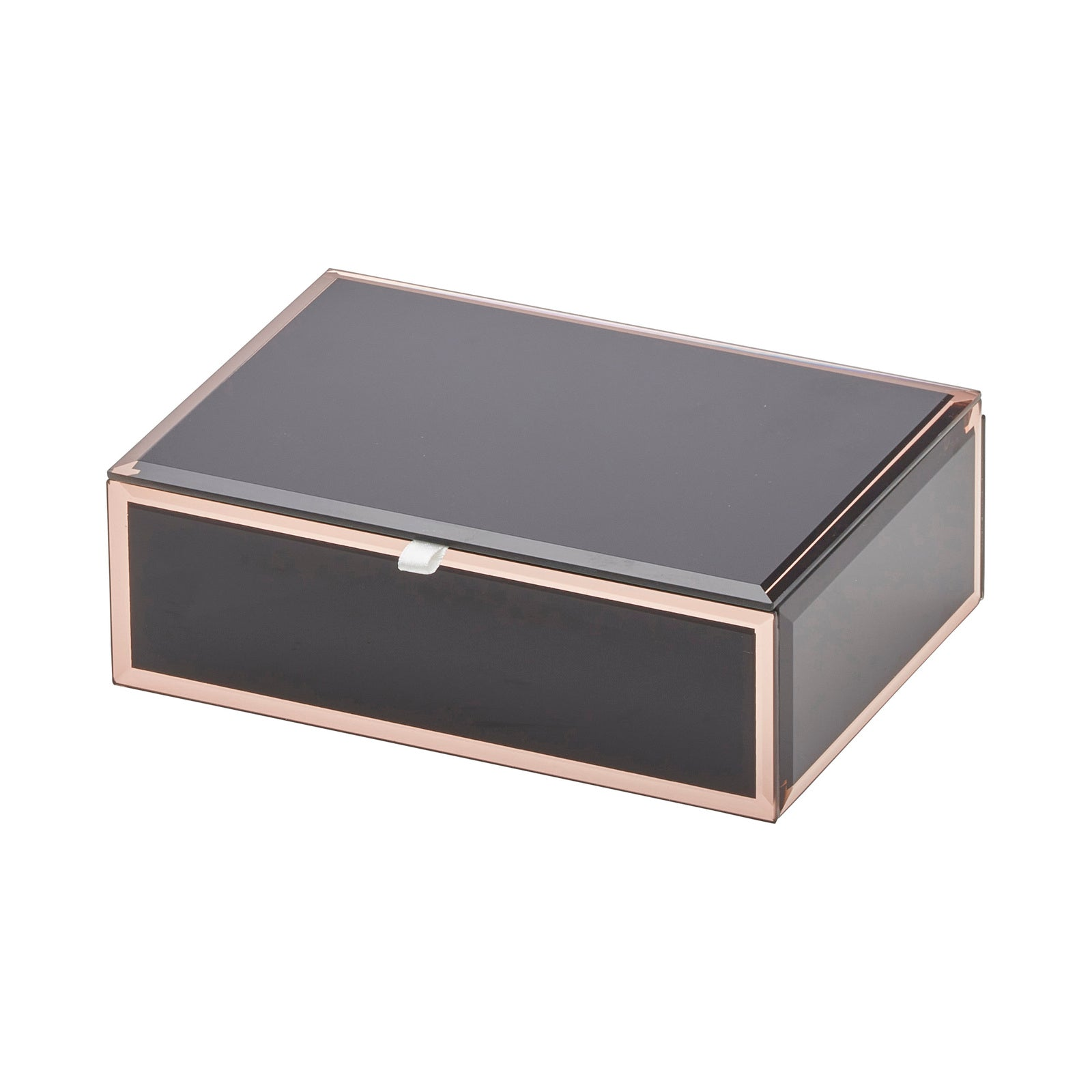 Ayla Black Medium Jewellery Box - decorstore
