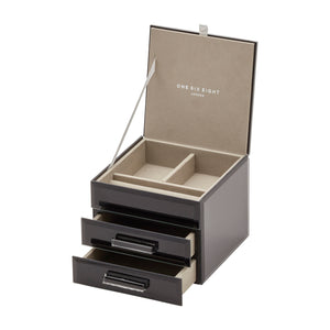 Cynthia Black Small Jewellery Box - decorstore