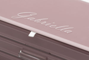 Cynthia Dusty Rose Large Jewellery Box - decorstore