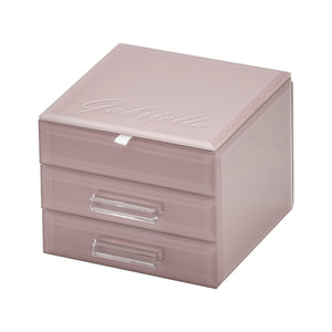 Cynthia Dusty Rose Small Jewellery Box - decorstore