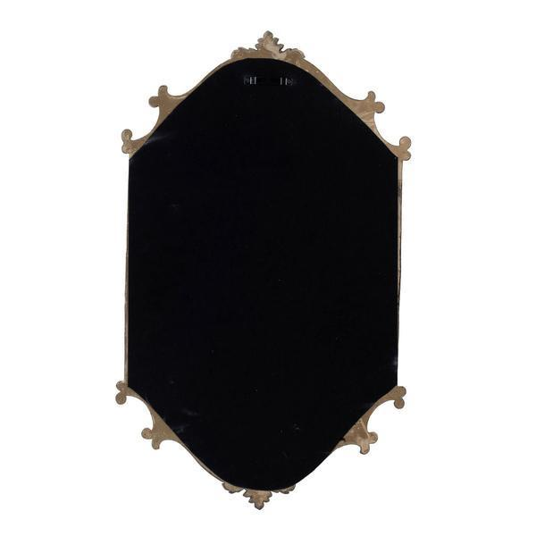 FILIGREE GRATE MIRROR - decorstore