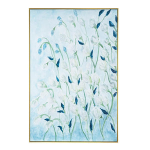 Dainty floral wall art - decorstore