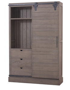 Sylvania Kitchen Cupboard Oak - decorstore