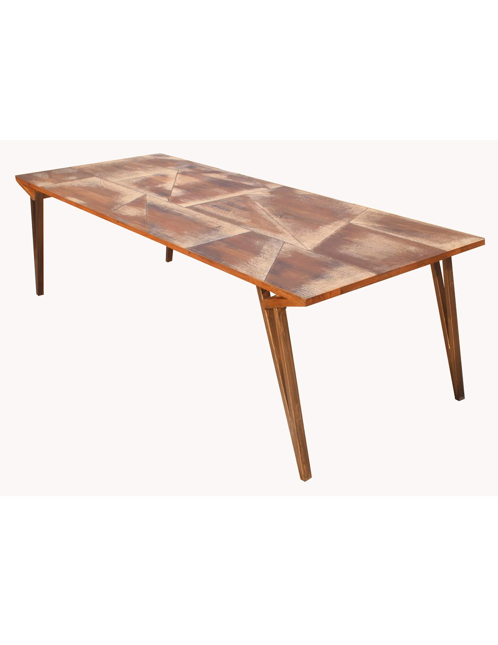Stone Age Dining Table 220Cm - decorstore