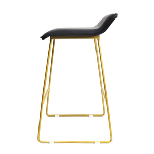 Incurve kitchen bench height stool - decorstore