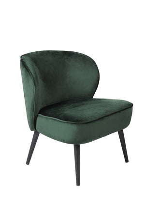 Valeria Occasional Chair Emerald - decorstore