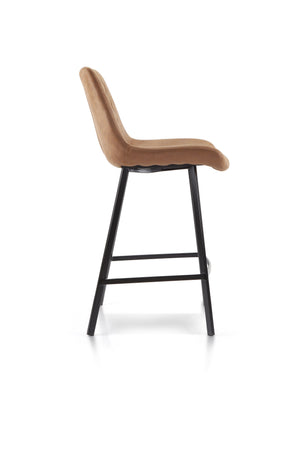 Felix Bar Stool Cognac - decorstore