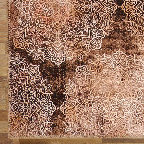 Fame 60 Beige Turkish Rug - decorstore