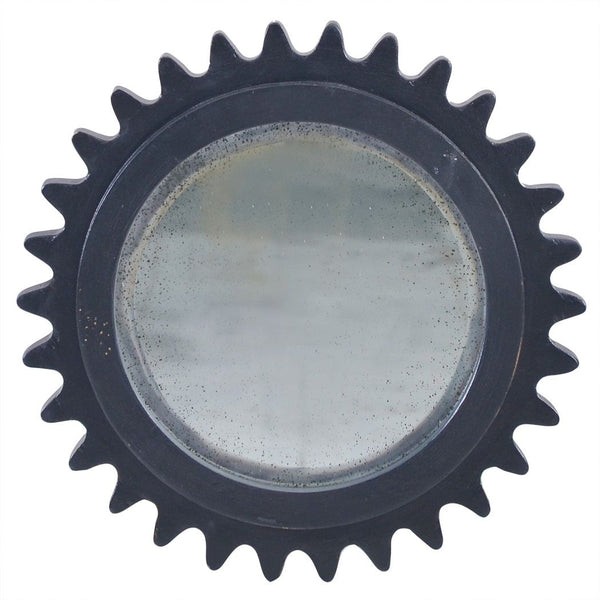 Large Gear Mirror - decorstore