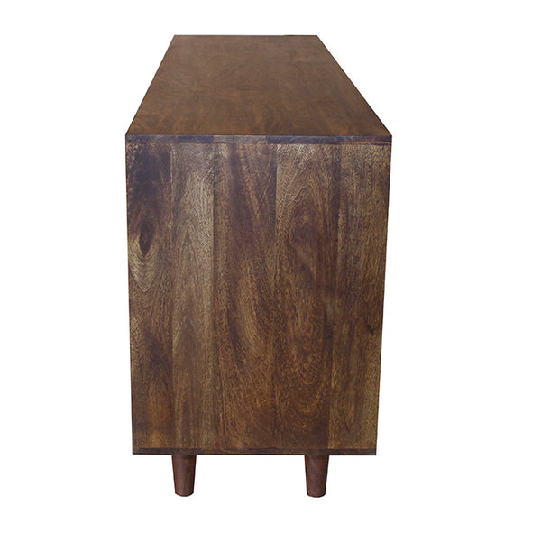 GALAXY HAND CRAFTED HARDWOOD SIDEBOARD - decorstore