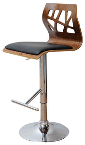 CUT OUT GAS LIFT BAR STOOL - decorstore