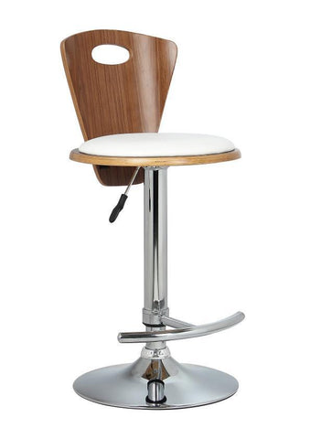 SCANDI STYLE GAS LIFT BAR STOOL - decorstore