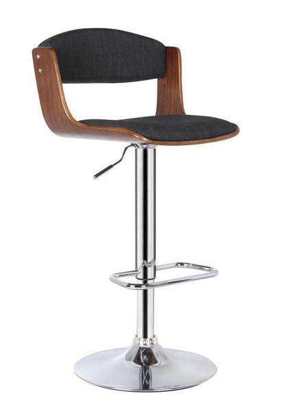 Compact Gas Lift Bar Stool - decorstore