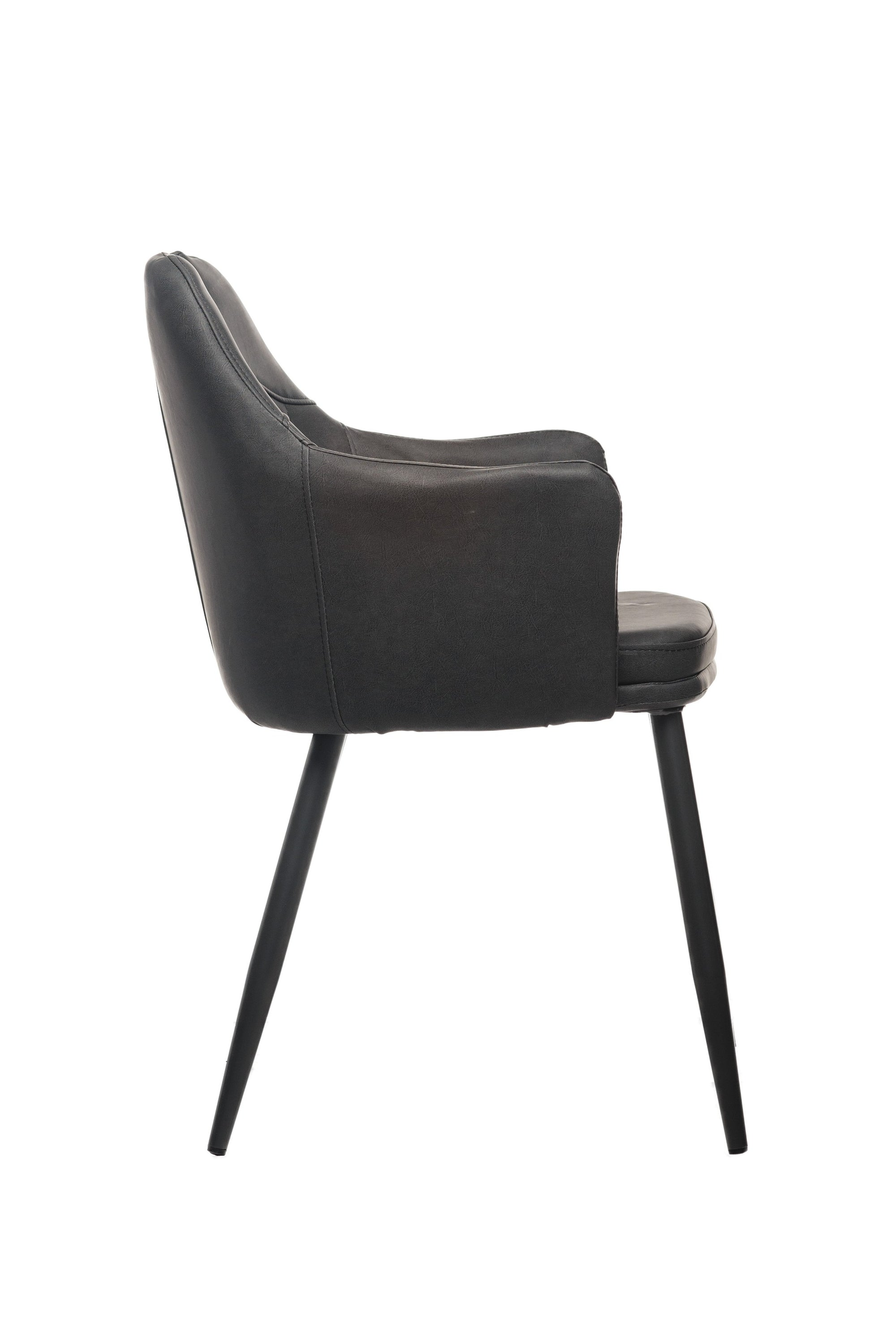 Mugello Dining Chair Grey - decorstore