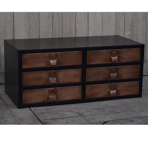 File Drawer Coffee Table - decorstore