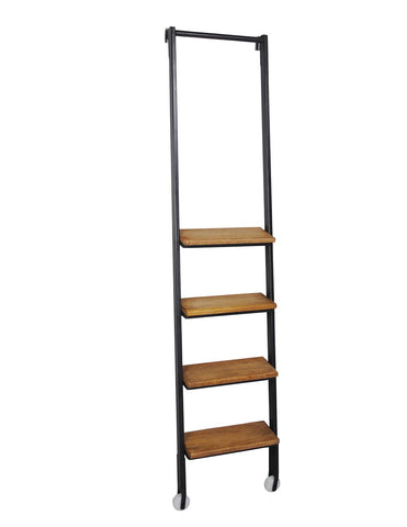 Industrial Ladder for Bookcase - decorstore
