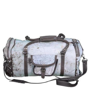 Cowhide Weekend Bag - decorstore