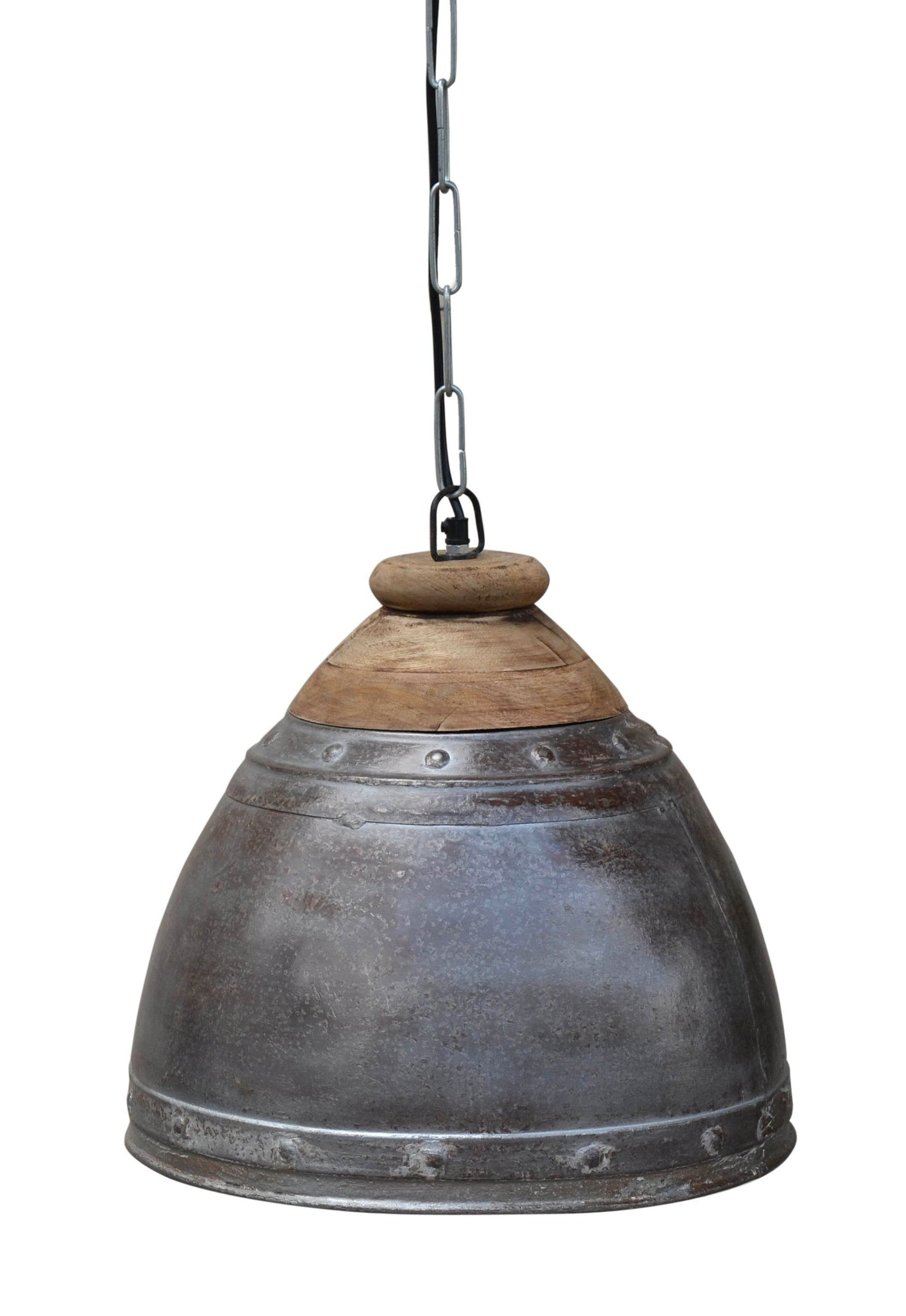 Iron Wooden Lampshade - decorstore