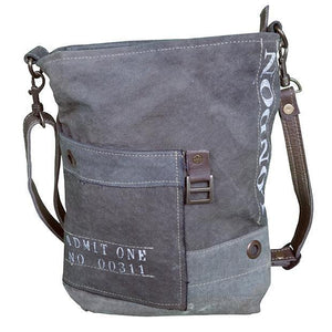 TICKET TOTE SATCHEL - decorstore