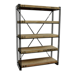 Matter  Industrial Bookcase - decorstore