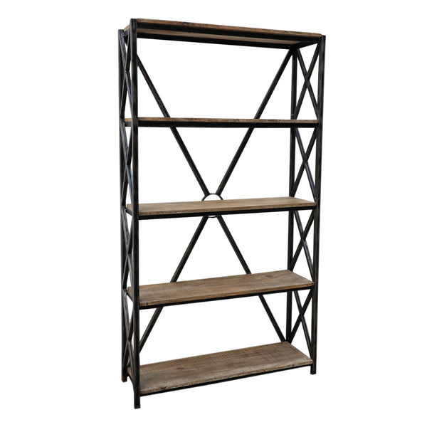 CRISS CROSS BOOKCASE - decorstore