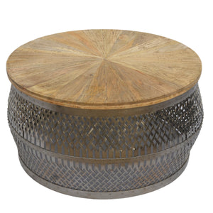 Basket Coffee Table - decorstore
