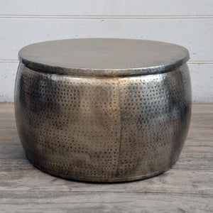 The Brass Circle Coffee Table - decorstore