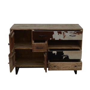 Eastwood Rustic Cabinet - decorstore