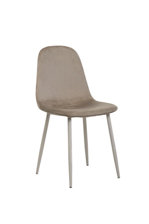 Octavia Dining Chair Cappuccino - decorstore