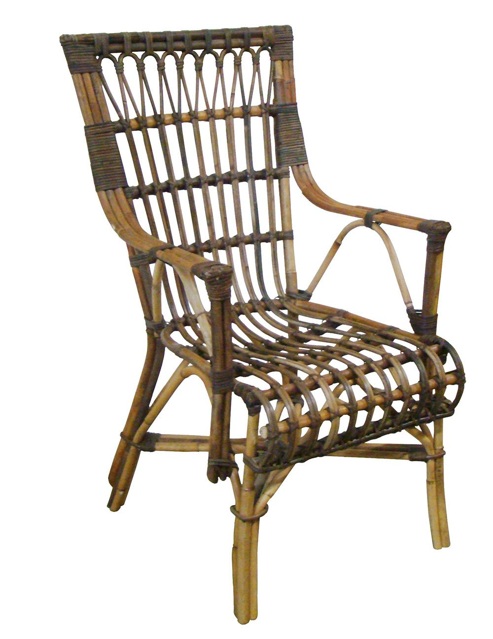 Cuba High Back Chair - decorstore