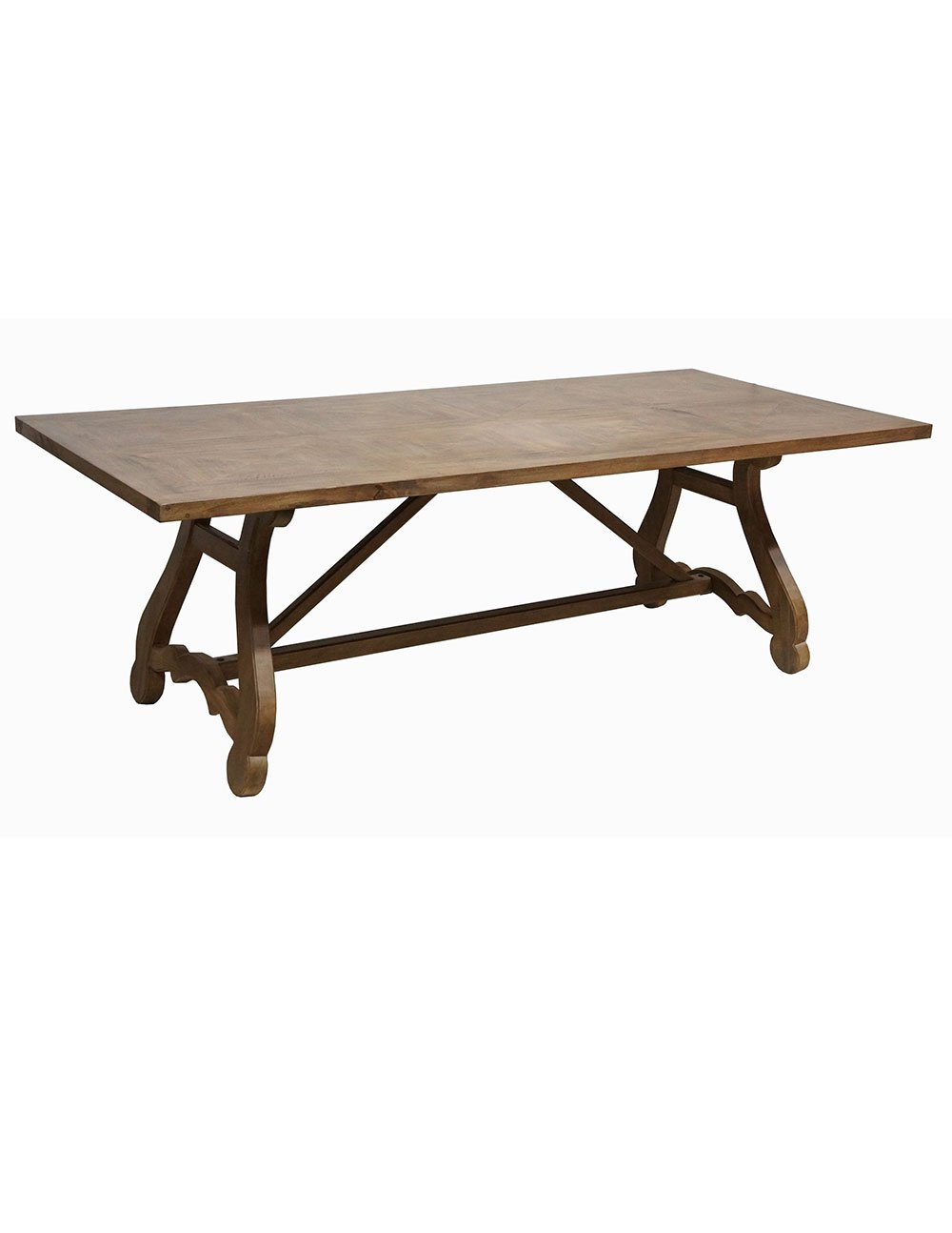 Isabella Dining Table 220X100Cm - decorstore