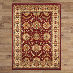 Persian Red Rug - decorstore