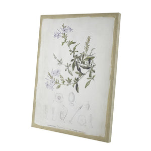 Floral Canvas Wall Art Set duo - decorstore