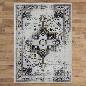 Turkish Sahara Gold Rug - decorstore
